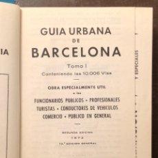 Libros de segunda mano - GUIA URBANA BARCELONA(10€) - 148365182