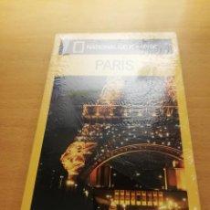 Libros de segunda mano: PARIS (NATIONAL GEOGRAPHIC) GUÍAS AUDI. Lote 148504290