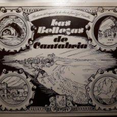 Libros de segunda mano: LAS BELLEZAS DE CANTABRIA REEDICIÓN DE LA OBRA DE JUAN GIL CAÑELLAS. Lote 148693766