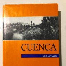 Libros de segunda mano: CUENCA. GUÍA LARRAÑAGA. 1966. 353 FOTOGRABADOS. 109 CROQUIS. . Lote 149212106