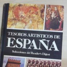 Libros de segunda mano: TESOROS ARTÍSTICOS DE ESPAÑA. Lote 149315934