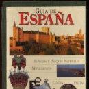 Libros de segunda mano: GUIA DE ESPAÑA - EL PAIS AGUILAR - UNOS 33 CM LARGO - 548 PAGINAS . Lote 149841402