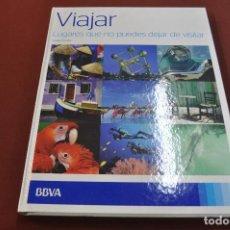 Libros de segunda mano: VIAJAR LUGARES QUE NO PUEDES DEJAR DE VISITAR - GVM. Lote 150398438