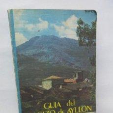 Libros de segunda mano - GUIA DEL MACIZO DE AYLLON. MIGUEL ANGEL MIGUEL LOPEZ. EDITORES TIERRA DE FUEGO 1983 - 151017014