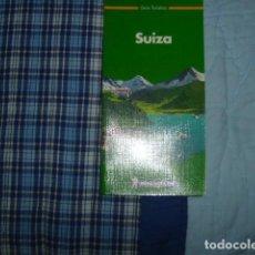 Libros de segunda mano: GUIA TURISTICA SUIZA , MICHELIN. Lote 151154566