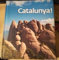 Libros de segunda mano: CATALUNYA! - SEBASTIÀ ROIG - TEXTOS EN CATALÀ - CASTELLANO - ENGLISH. Lote 151209170