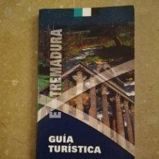Libros de segunda mano: EXTREMADURA. GUÍA TURÍSTICA (JUNTA DE EXTREMADURA). Lote 151473662