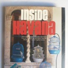 Libros de segunda mano: INSIDE HAVANA TASCHEN 2011. Lote 151571536
