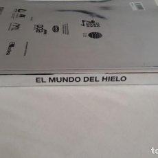 Libros de segunda mano: EL MUNDO DEL HIELO. REINHOLD MESSNER. 2008. PRENSA DIARIA ARAGONESA S.A.. Lote 151596318