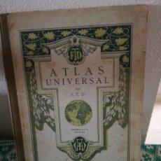Libros de segunda mano: ATLAS UNIVERSAL. Lote 151741806