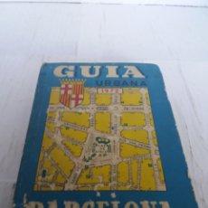 Libros de segunda mano - Guía urbana Barcelona 1972 - 151851345