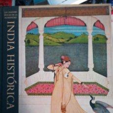 Libros de segunda mano: INDIA HISTÓRICA. Lote 152314445