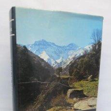 Libros de segunda mano: SIERRA NEVADA. M. FERRER. EDICIONES ANEL 1971. VER FOTOGRAFIAS ADJUNTAS. Lote 152752794
