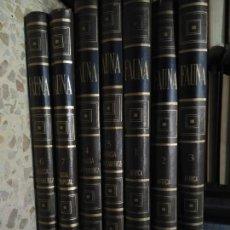 Libros de segunda mano: ENCICLOPEDIA FAUNA DE FELIX RODRIGUEZ DE LA FUENTE (1970). Lote 153135472