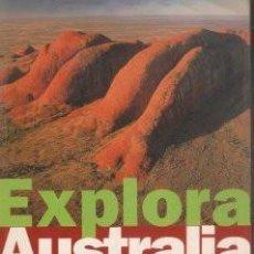 Libros de segunda mano: EXPLORA AUSTRALIA - IVORY, MICHAEL 2000. Lote 153173074
