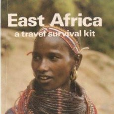 Libros de segunda mano: EAST AFRICA A TRAVEL SURVIVAL KIT - CROWTHER, GEOFF 1987. Lote 153174638