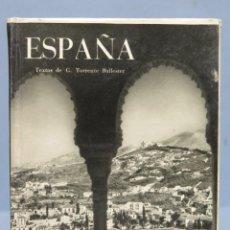 Libros de segunda mano: ESPAÑA. PUEBLOS Y PAISAJES. I. TORRENTE BALLESTER. Lote 153870202