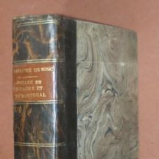 Libros de segunda mano: R. FOULCHE-DELBOSC: BIBLIOGRAPHIE DES VOYAGES EN ESPAGNE ET EN PORTUGAL. (REPROD. FOTOC.). Lote 154386106