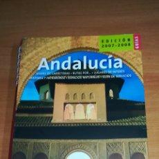 Libros de segunda mano: ANDALUCÍA - GUÍAS DE ESPAÑA 2007-2008. Lote 154622010