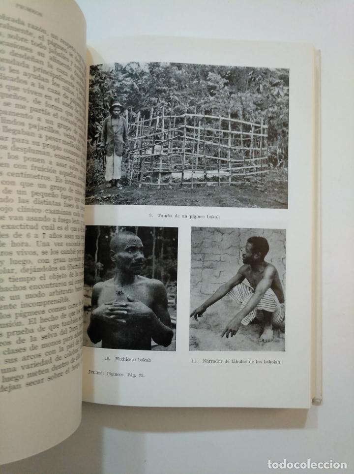 Libros de segunda mano: PIGMEOS. P. JULIEN. EDITORIAL LABOR. TDK375 - Foto 2 - 154748490
