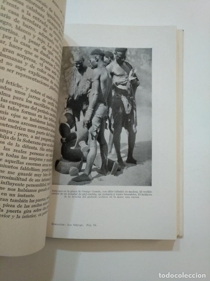 Libros de segunda mano: EN EL REINO DE LOS BIDYOGO. HUGO ADOLF BERNATZIK. EDITORIAL LABOR. TDK375 - Foto 2 - 154748706