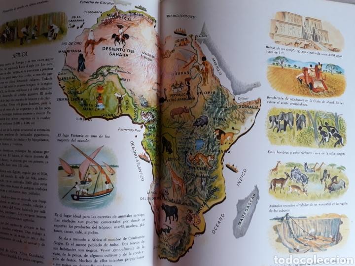 Libros de segunda mano: GEOGRAFÍA UNIVERSAL - Foto 3 - 154946632