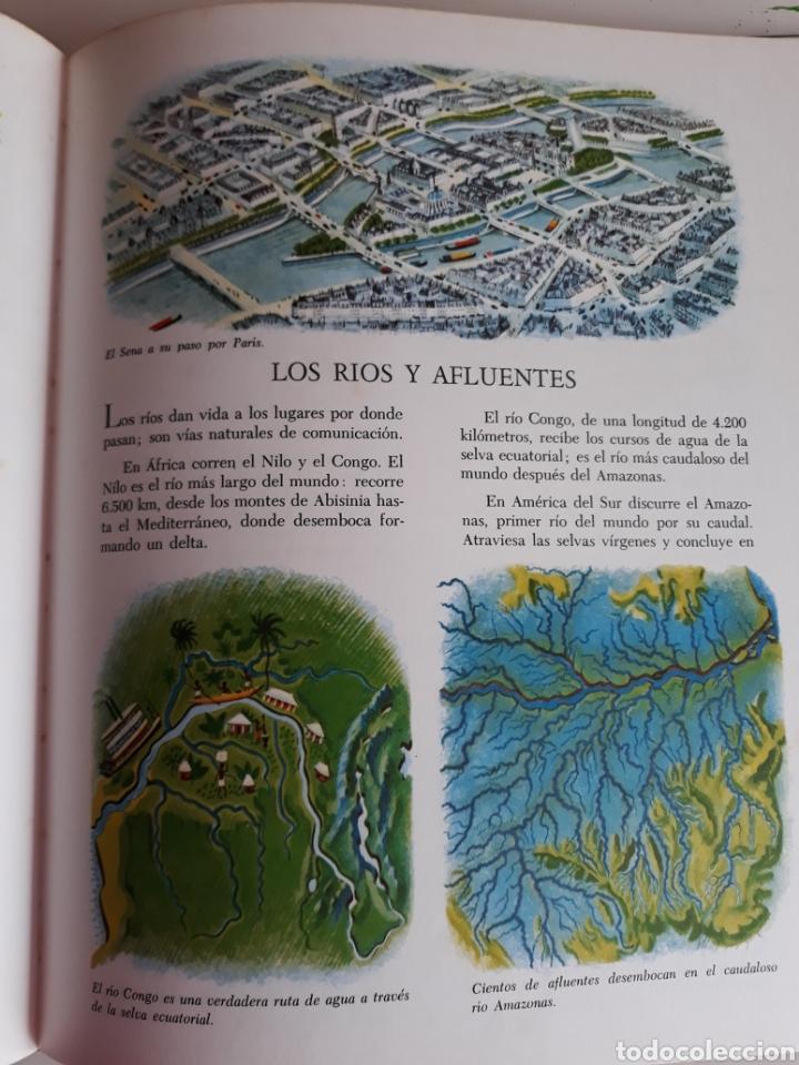 Libros de segunda mano: GEOGRAFÍA UNIVERSAL - Foto 4 - 154946632