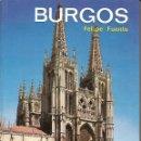 Libros de segunda mano: BURGOS. GUÍA. CASTILLA Y LEÓN. Lote 155085118