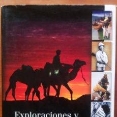 Libros de segunda mano: EXPLORACIONES Y DESCUBRIMIENTOS DEL MUNDO. OCEANO. Lote 155109942