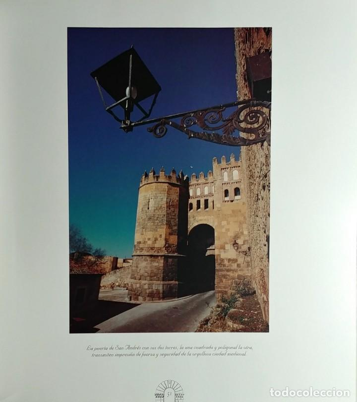 Libros de segunda mano: SEGOVIA, CIUDAD PATRIMONIO DE LA HUMANIDAD DE ESPAÑA / MANUEL TOHARIA, ETC. ARTEC, 2007. CON TARJETA - Foto 4 - 155250330