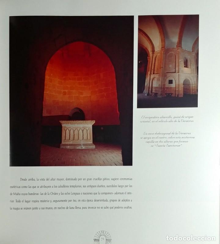 Libros de segunda mano: SEGOVIA, CIUDAD PATRIMONIO DE LA HUMANIDAD DE ESPAÑA / MANUEL TOHARIA, ETC. ARTEC, 2007. CON TARJETA - Foto 5 - 155250330