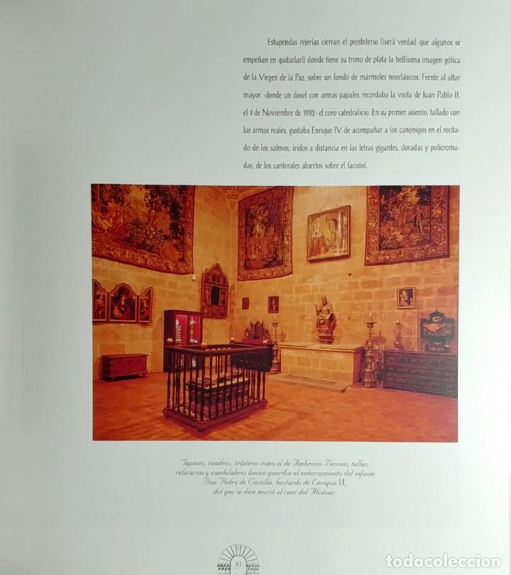 Libros de segunda mano: SEGOVIA, CIUDAD PATRIMONIO DE LA HUMANIDAD DE ESPAÑA / MANUEL TOHARIA, ETC. ARTEC, 2007. CON TARJETA - Foto 6 - 155250330