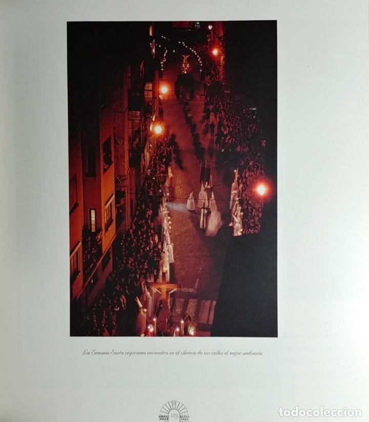 Libros de segunda mano: SEGOVIA, CIUDAD PATRIMONIO DE LA HUMANIDAD DE ESPAÑA / MANUEL TOHARIA, ETC. ARTEC, 2007. CON TARJETA - Foto 7 - 155250330