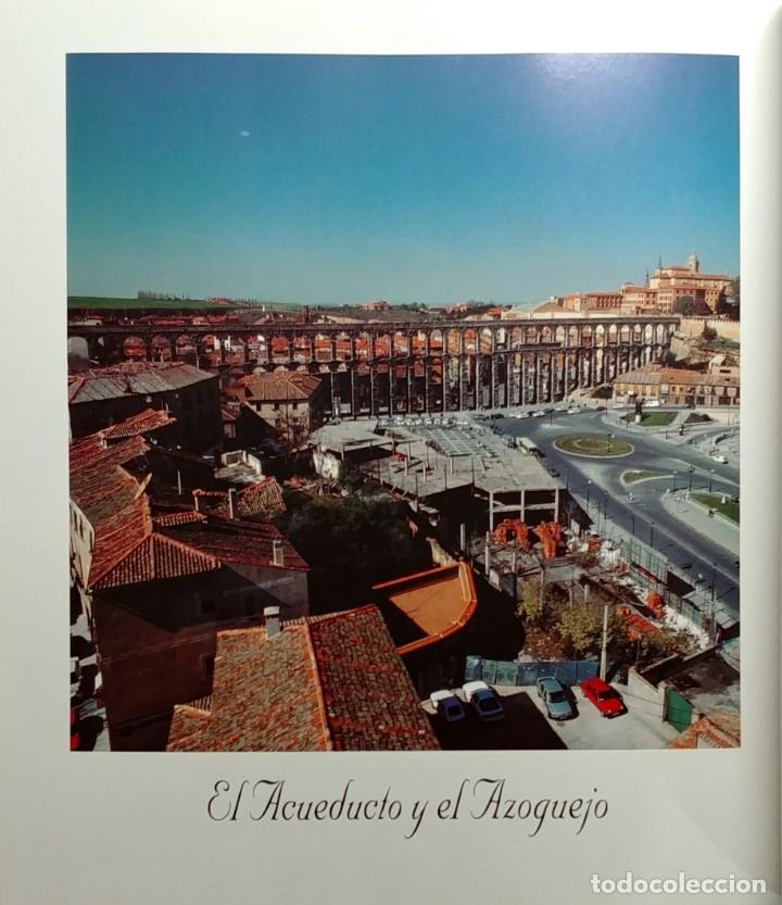 Libros de segunda mano: SEGOVIA, CIUDAD PATRIMONIO DE LA HUMANIDAD DE ESPAÑA / MANUEL TOHARIA, ETC. ARTEC, 2007. CON TARJETA - Foto 8 - 155250330