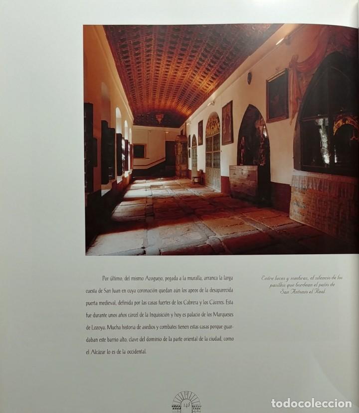 Libros de segunda mano: SEGOVIA, CIUDAD PATRIMONIO DE LA HUMANIDAD DE ESPAÑA / MANUEL TOHARIA, ETC. ARTEC, 2007. CON TARJETA - Foto 9 - 155250330
