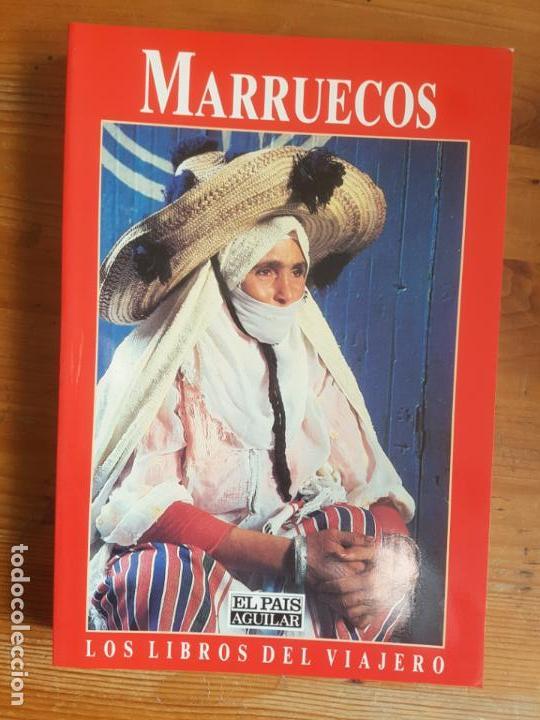MARRUECOS PUBLICADO POR AGUILAR. (1992) (Libros de Segunda Mano - Geografía y Viajes)