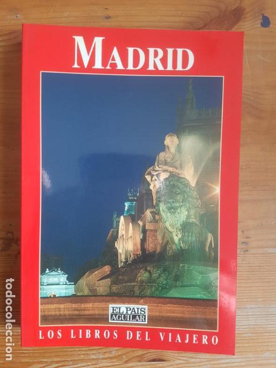 MADRID PUBLICADO POR EL PAÍS-AGUILAR (1991) 286PP (Libros de Segunda Mano - Geografía y Viajes)