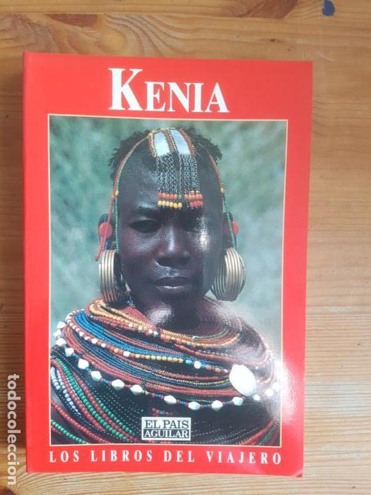 KENIA PUBLICADO POR EL PAIS/AGUILAR . (1992) 286PP (Libros de Segunda Mano - Geografía y Viajes)