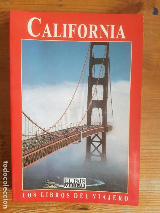 CALIFORNIA GUIA EL PAIS AGUILAR PUBLICADO (1990) 264PP (Libros de Segunda Mano - Geografía y Viajes)