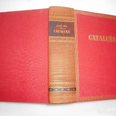 Libros de segunda mano: JOSÉ PLA CATALUÑA Y93089 . Lote 155923602