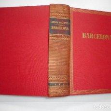 Libros de segunda mano: CARLOS SOLDEVILLA BARCELONA Y93090. Lote 155923722