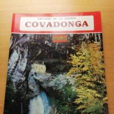 Libros de segunda mano: COVADONGA (EMILIANO DE LA HUERGA) EDITORIAL EVEREST. Lote 155995734