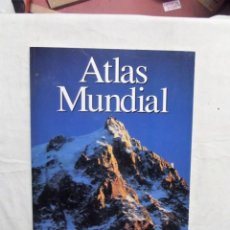 Libros de segunda mano: ATLAS MUNDIAL PLANETA - AGOSTINI. Lote 156273122