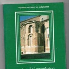 Libros de segunda mano: RUTAS DEL ROMÁNICO EN LA PROVINCIA DE SALAMANCA, CAYETANO ENRÍQUEZ DE SALAMANCA. Lote 156791721