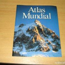 Libros de segunda mano: ATLAS MUNDIAL ED. PLANETA-AGOSTINI. AÑO 1993. Lote 157006078