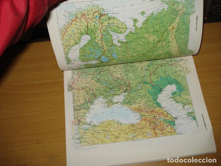 Libros de segunda mano: ATLAS MUNDIAL ED. PLANETA-AGOSTINI. AÑO 1993 - Foto 3 - 157006078