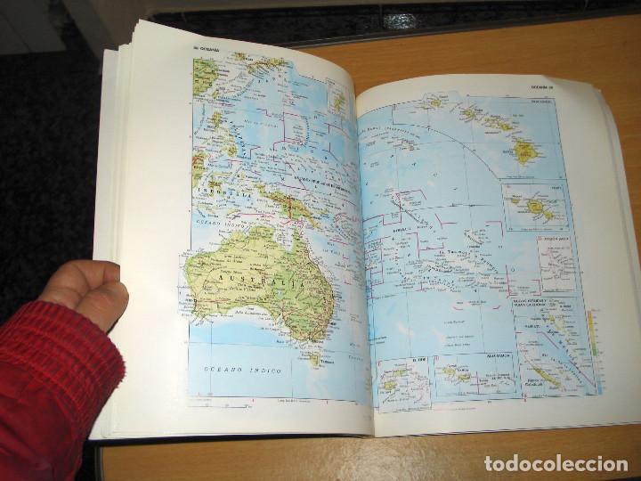 Libros de segunda mano: ATLAS MUNDIAL ED. PLANETA-AGOSTINI. AÑO 1993 - Foto 4 - 157006078