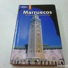 Libros de segunda mano: MARRUECOS- GUIA LONELY PLANET 8- BIBLIOTECA METRÓPOLI - N 3. Lote 157021166
