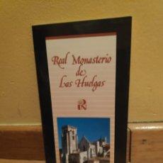 Libros de segunda mano: REAL MONASTERIO DE LAS HUELGAS. Lote 157135842