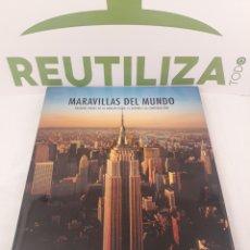 Libros de segunda mano: MARAVILLAS DEL MUNDO.BLUME 2007.. Lote 157212994